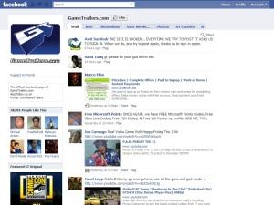 E3 Facebook